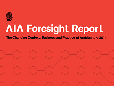 AIA Foresight Report