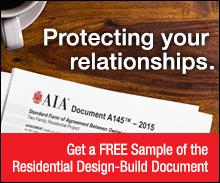 Residential Design-Build