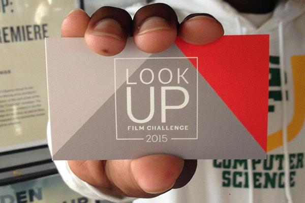 Look Up Film Challenge