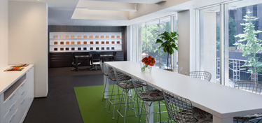 Architecture Research Office, Knoll Flagship Showroom, Offices and Shop