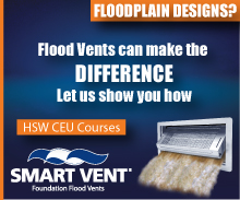 SMART VENT Foundation Flood Vents