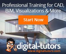 digital-tutors: Professional training for CAD, BIM, Visualizations and more