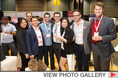 Scenes from AIA Convention 2014 - Day 2