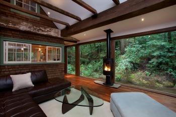 Creekside Cabin - Santa Rosa, Ca.