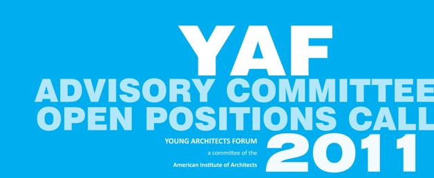 YAF ADCOM Positions Call